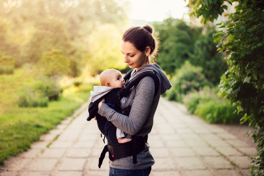 Tips Memilih Gendongan Untuk Bayi