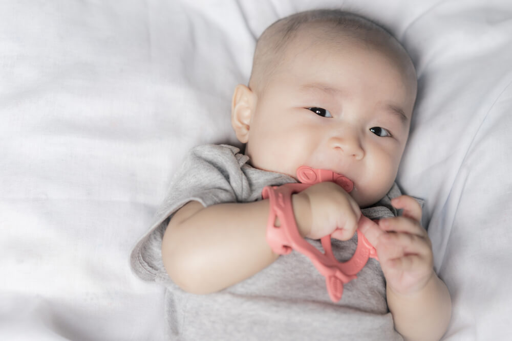 Tips Aman Memilih Teether Bayi