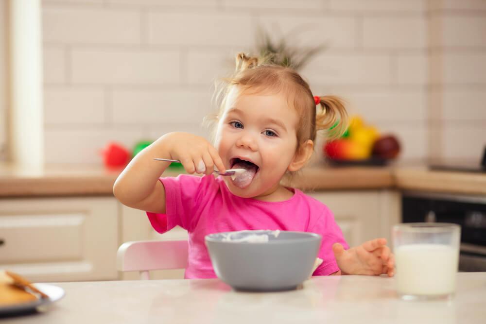 Cara Tepat Memberikan Makan pada Anak Usia 1-2 tahun
