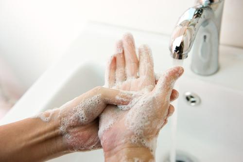 Cara Cuci Tangan Yang Benar