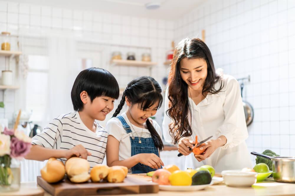 Inspirasi Makanan Anak yang Sehat dan Mudah di Masa Pandemi