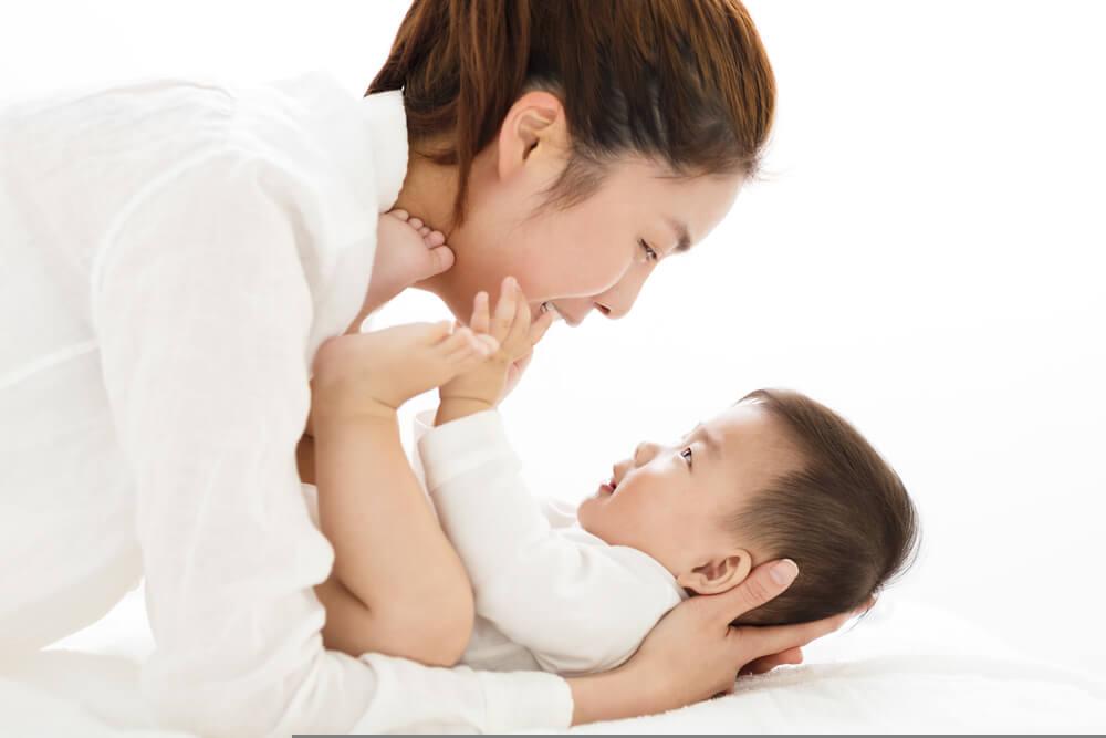Cara Sederhana Perkuat Ikatan dengan Bayi