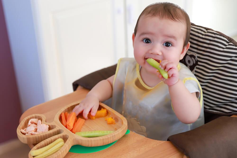 Baby-Led Weaning: Metode Baru Pemberian MPASI