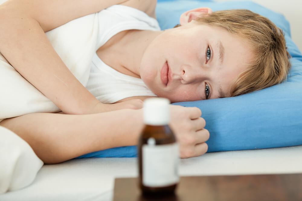 Tanda Anak Kekurangan Vitamin dan Nutrisi, Simak!