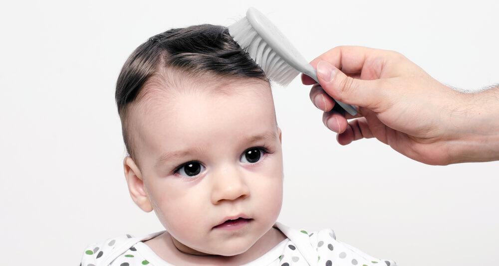 Cara Membuat Rambut Bayi Lebat