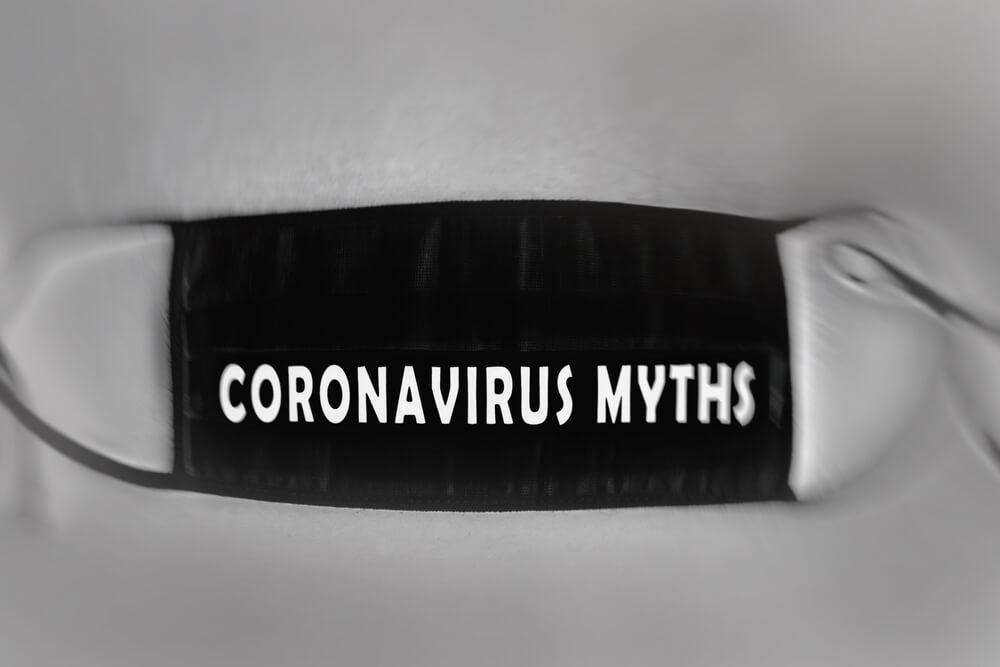 Jangan Dipercaya! Mitos Seputar COVID-19 yang Menyesatkan