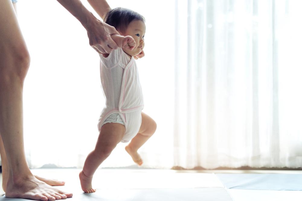 Stimulasi Anak agar Cepat berjalan