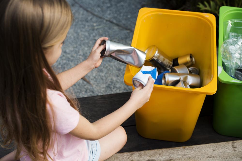 Cara Ajari Anak Memilah Sampah