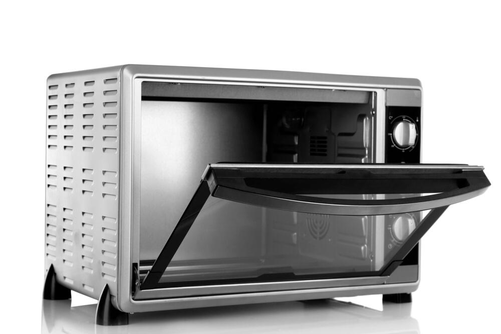 Cara Mudah Membersihkan Oven