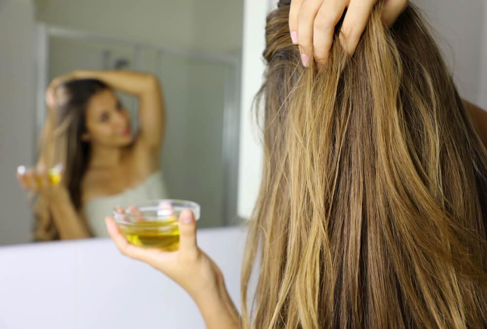 Bahan Alami Perawatan Rambut