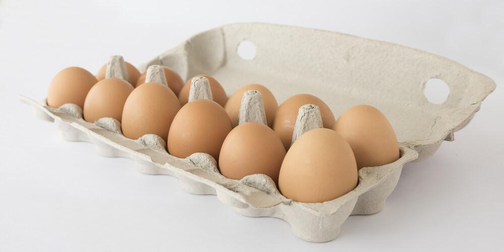 Trik Menangani Penyimpanan Telur