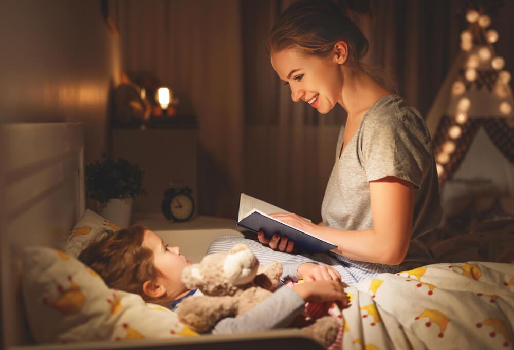 Dongeng Pengantar Tidur Untuk Anak SD