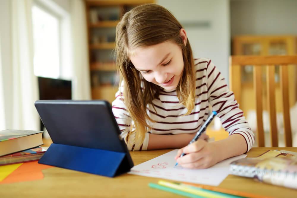 Tip Agar Anak Senang Belajar