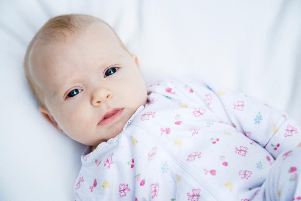 Wajah Bayi Pucat, Tanda KekuranganZat Besi