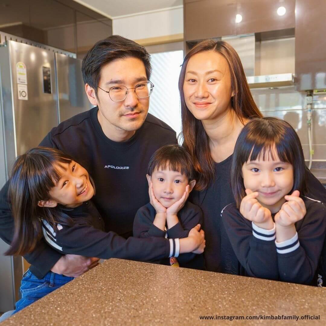 Ide Bonding Keluarga Seru dari Aktivitas Kimbab Family