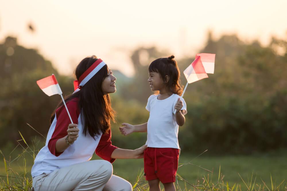 Cara Tanamkan Cinta Tanah Air pada Anak