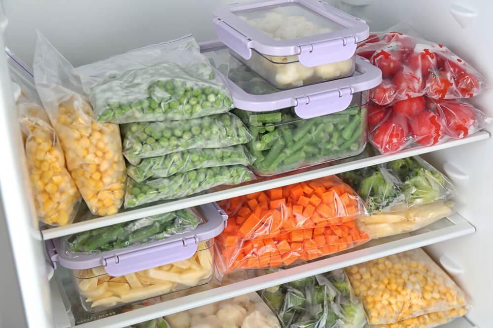 Bahan Makanan yang Sebaiknya Dibekukan