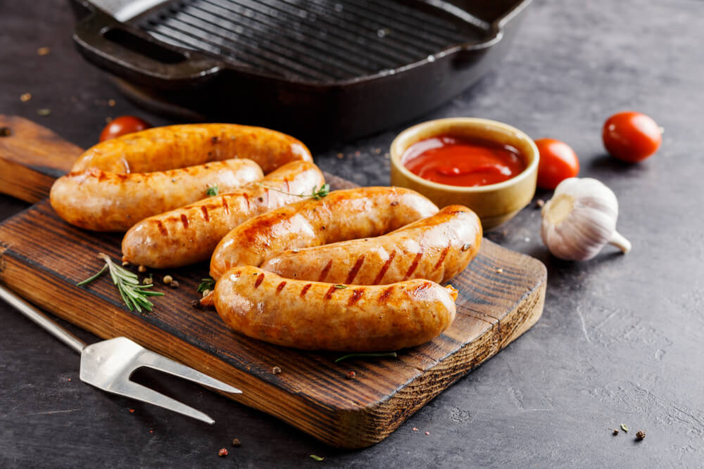 Resep Sosis Sapi dan Ayam Homemade