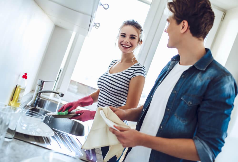 Tips Pembagian Tugas Rumah Tangga