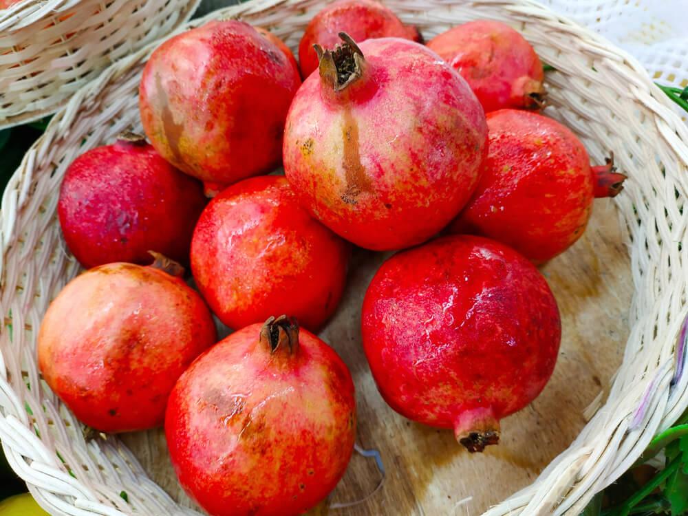 10 Makanan Tinggi Antioksidan