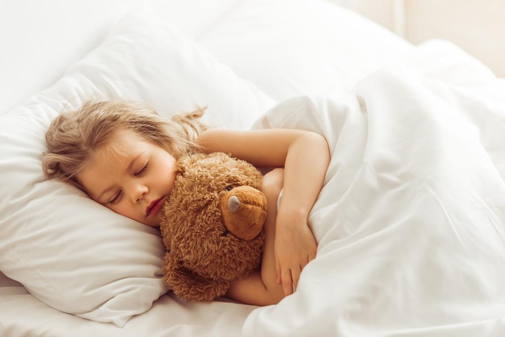 Manfaat Tidur Siang untuk Anak