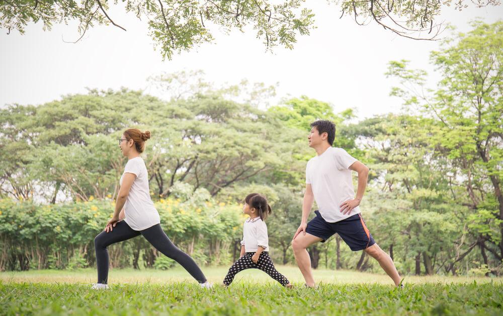 Formula Rahasia Aktivitas untuk Sehat dan Panjang Umur