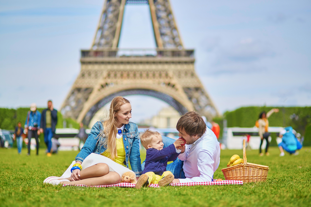 Intip Pola Asuh Anak ala Prancis