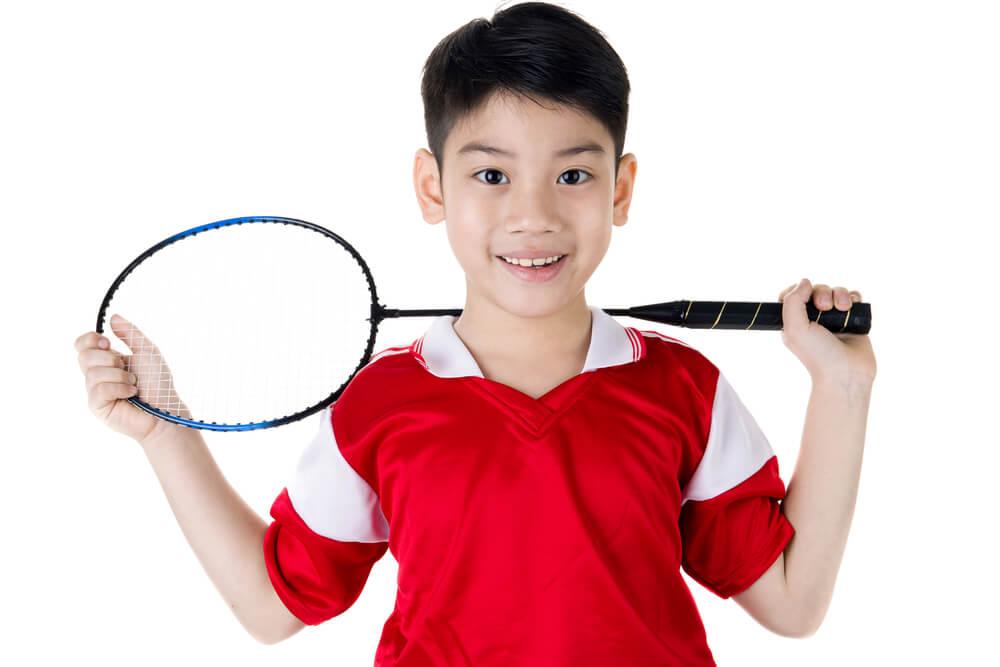 Ajak Anak Olahraga Bulu Tangkis, Ini Manfaatnya