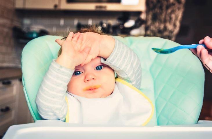 Tanda-tanda Bayi Kenyang