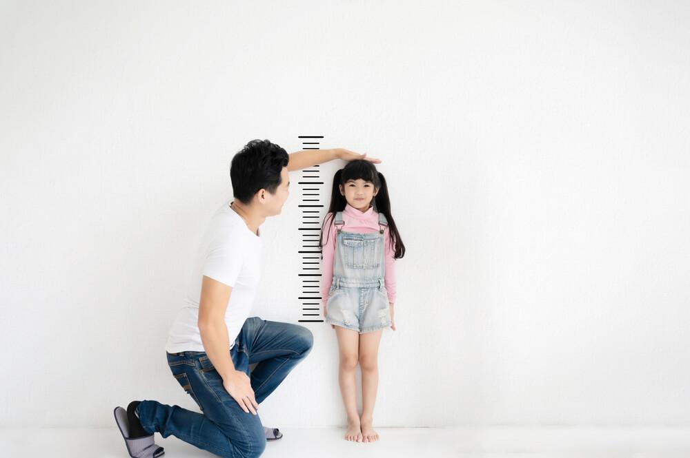 Deteksi Dini, Optimalkan Tinggi Badan Anak