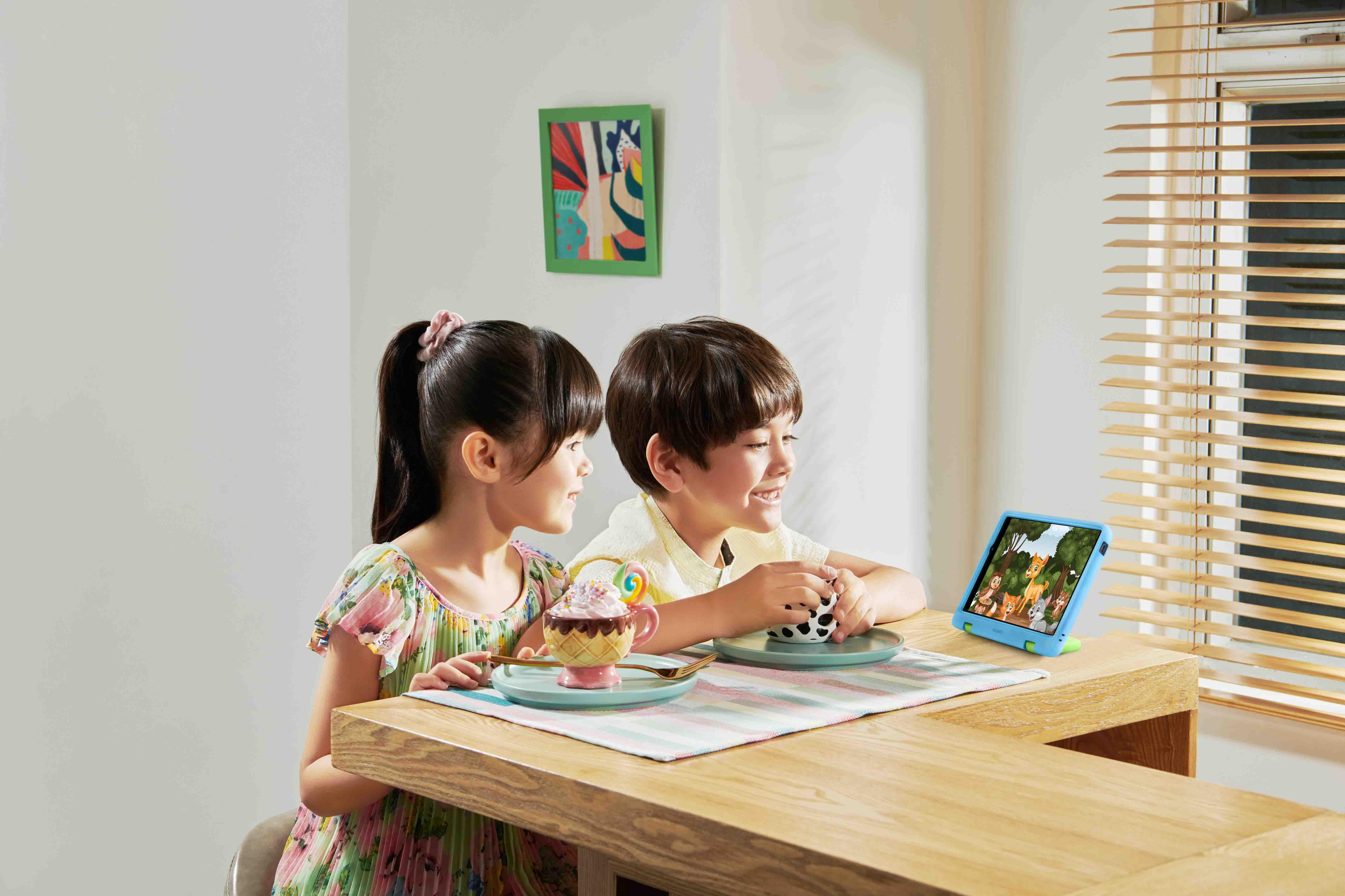 Tak Perlu Khawatir Lagi, HUAWEI MatePad T8 Kids Edition Hadirkan Beragam Manfaat untuk Anak