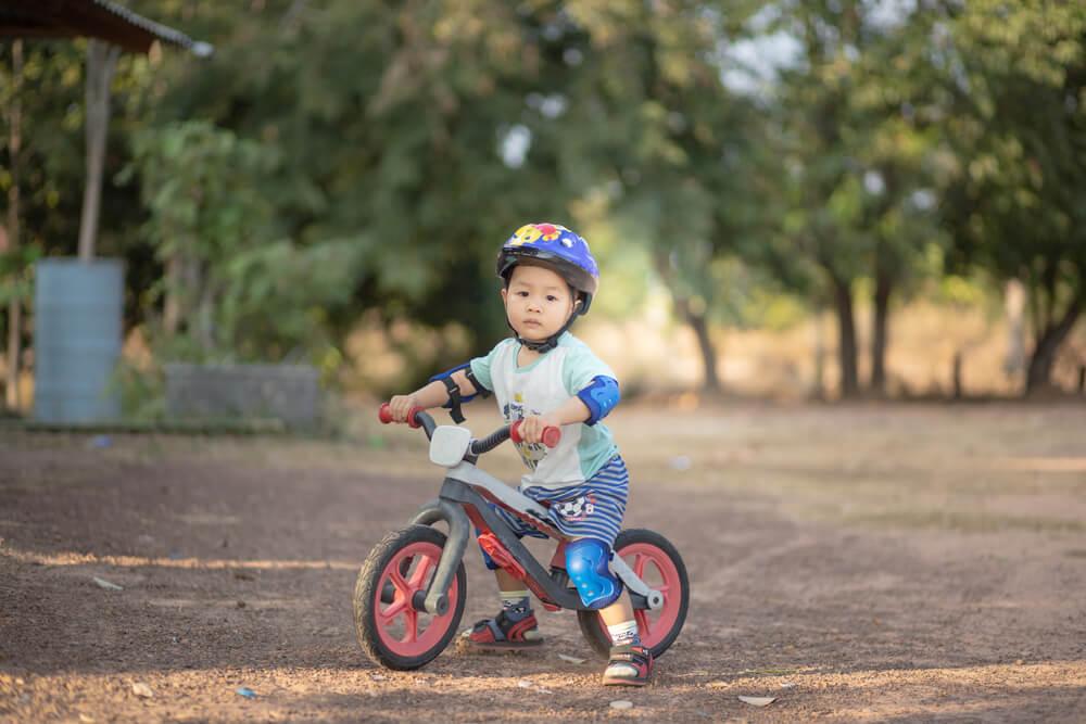 Kenapa Harus Balance Bike