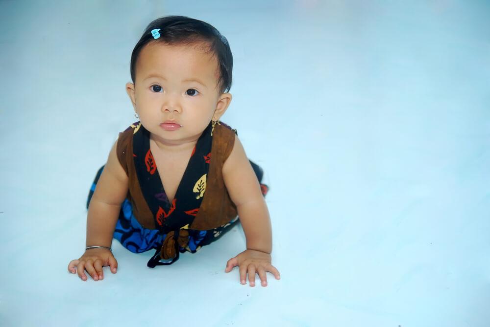 Pilihan Busana Batik untuk si Kecil