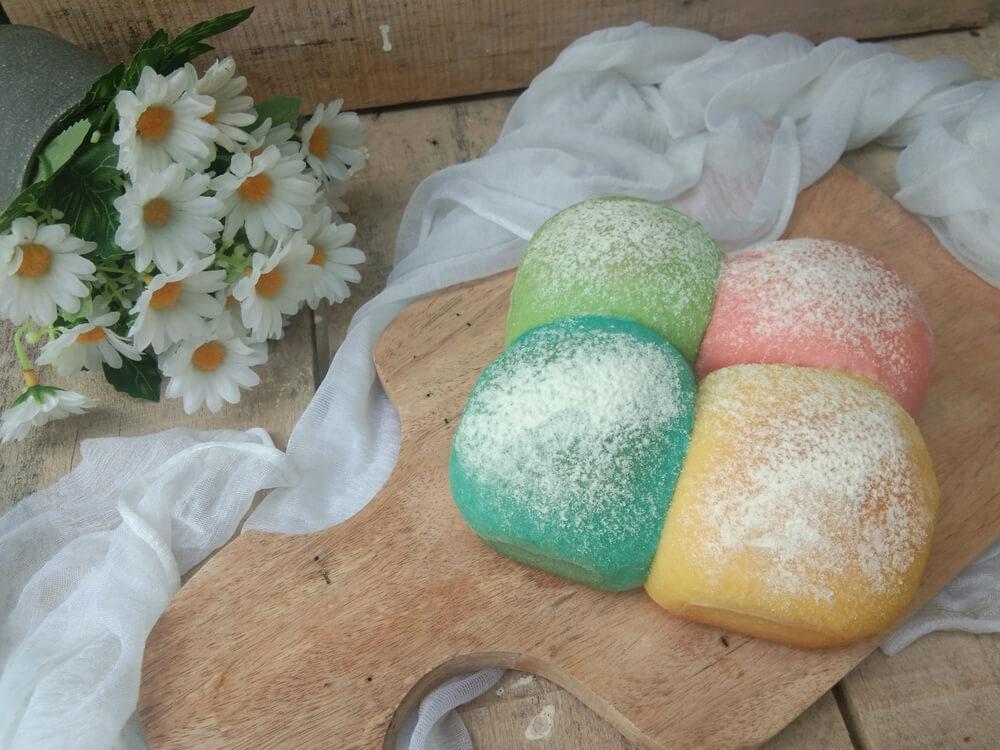 Resep Japanese Milk Bread Minimalis