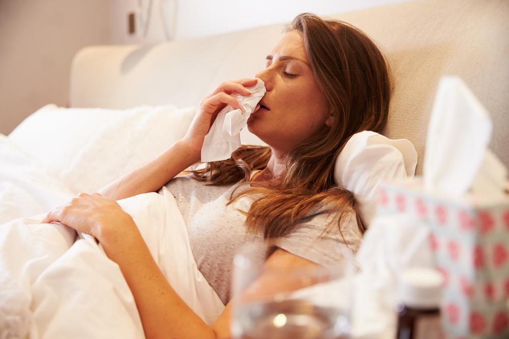 Catat Tanda Sistem Imun Melemah