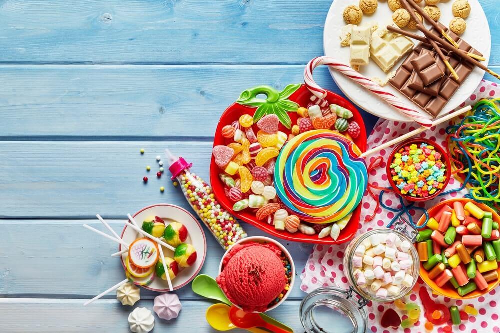 Jebakan Gula tinggi pada Makanan dan Minuman Anak