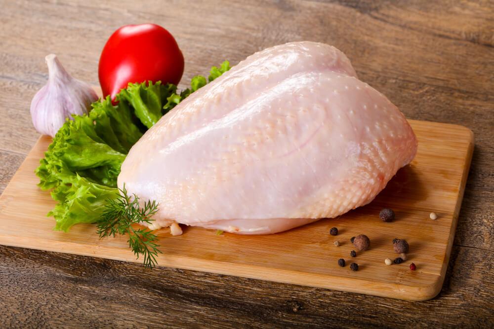 Memilih Ayam untuk MPASI
