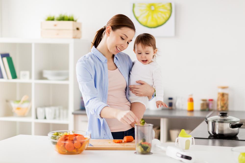 Tip dan Trik MPASI Praktis untuk Ibu Bekerja (Part II)