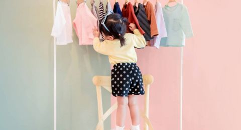 Pilihan Bahan Pakaian untuk Balita