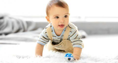 Pilihan Mainan untuk Bayi 6Bulan