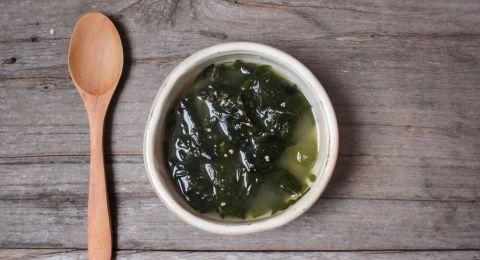Manfaat Sup Rumput Laut Korea Setelah Bersalin
