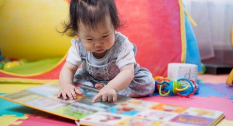 Cara Bangkitkan Cinta Buku pada Anak