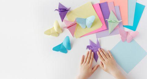 Beberapa Aplikasi Mudah Membuat Origami
