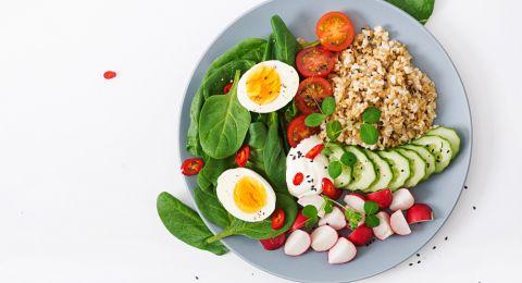 Makanan Berenergi untuk New Moms