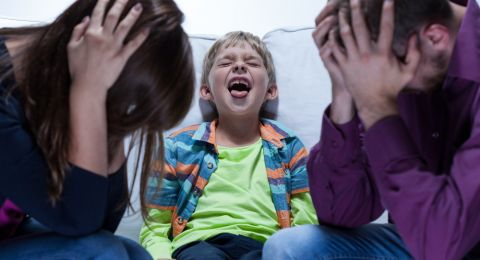Mengatasi Anak Berperilaku Kasar