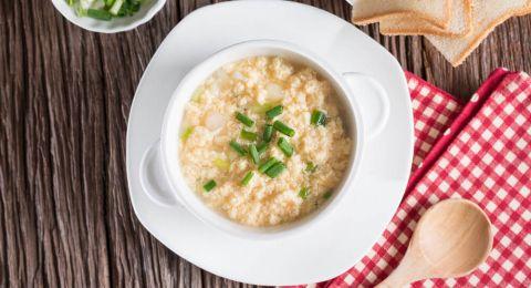 Sup Telur Ayam Kampung (MPASI 8tahun+)
