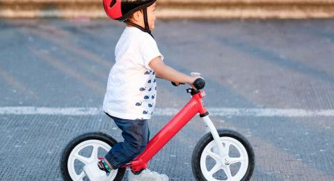 Tip Memilih Sepeda Sesuai Umur Balita