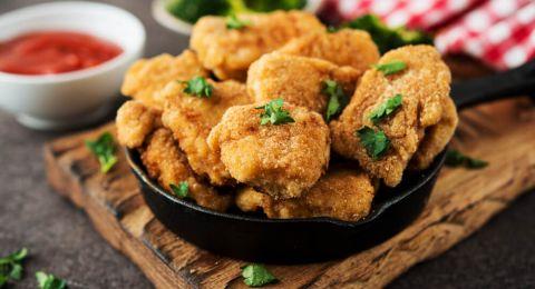 Resep Nugget Ayam Sayur (1 Tahun ke Atas)