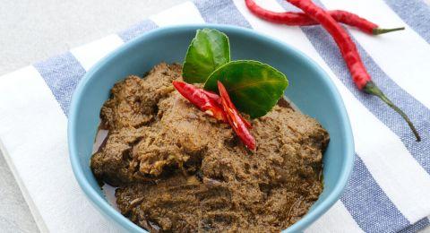 Resep Asli Rendang Ranah Minang