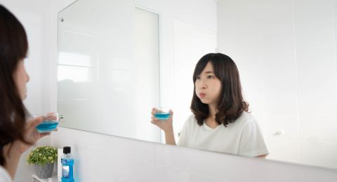 Cara Jepang Cegah Penyakit Lewat Kumur-Kumur